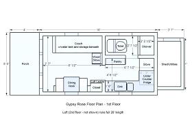 tiny house plans on trailer trailer green mountain modern house plans medium size tiny house plans tiny house plans