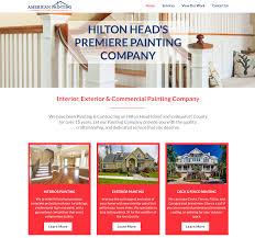 american painting homepage