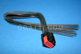new oem 12 cavity pigtail wire wiring harness lincoln ls amp image is loading new oem 12 cavity pigtail wire wiring harness