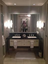 cosmopolitan las vegas terrace one bedroom. Modren Vegas The Cosmopolitan Of Las Vegas Autograph Collection OneBedroom Terrace  Suite  Bathroom For Vegas One Bedroom E