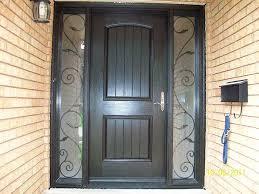 single front doors. Best Of Single Entry Doors With Wood Toronto Fiberglass Grain Front