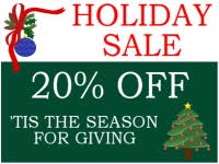 Yard Signs For Christmas Promote Your Holiday Sale Get It