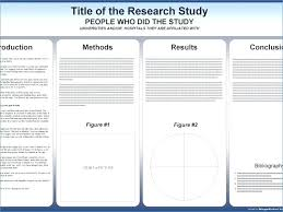 Folding Poster Template Scientific Poster Template Google Slides Free Meetwithlisa Info