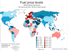 egypt and the world diesel price map geocurrents Map Of The World Egypt world diesel price map map of the world with egypt located