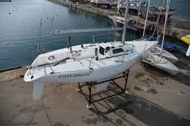 Doug Peterson Yacht Designer Odessos