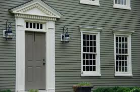 colonial door trim exterior trim siding colonial exterior trim and siding colonial door trim kits
