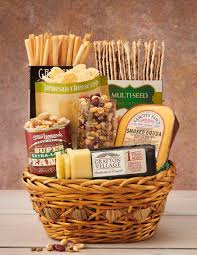 just right snack basket