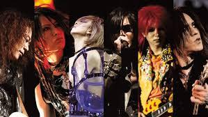 メンバー6人のそれぞれの写真が並んでいるX JAPANの画像