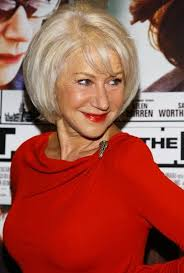 Fringe hair should be length to perfectly look good on this hairstyle. Short Straight Bob Hairstyles For Older Women Over 60 Helen Mirren Hairstyles Pretty Designs Womens Hairstyles Older Women Hairstyles Short Hair Styles