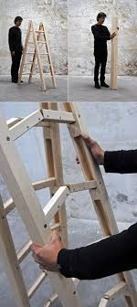 space saving furniture company. Space-Saving Design: Company And Take The Folding Ladder Further Space Saving Furniture