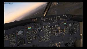 Kslc Approach Charts Flyjsim 732 737 200 Flight From Kbur To Kslc In X Plane 10 Part 2 Takeoff Departure Enroute