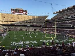 Kyle Field Section 118 Row 24 Seat 17 A View From My Seat