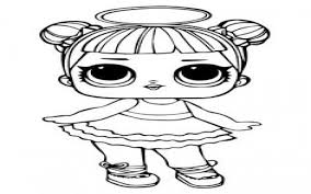 Lol Dolls Coloring Pages Sugar The Best Coloring Pages