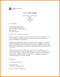 Cover Letter With No Name Email Example Fax How Sample Regard 1 All