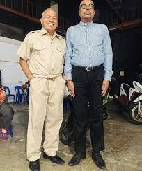 """โน๊ต เชิญยิ้ม"""" บอกลา """"น้าค่อม"""" เพื่อนกว่า 50 ปี ทั้งน้ำตา  เล่าความลำบากสู้มาด้วยกัน : PPTVHD36"""