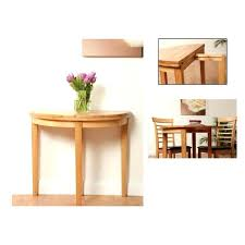 half round dining table half round dining tables half moon dining table dining room tables with