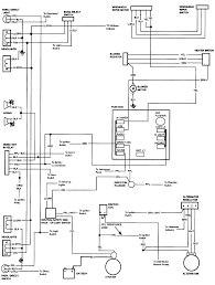 chevy diagrams  at Wiring Diagram Starting Circuit 83 Gmc 6 2