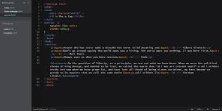 Html Quote Fascinating The HTML Q Tag SkillForge