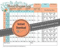diabetes blood sugar logs weekly blood glucose diabetes log diabetic journal blood
