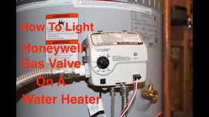 Honeywell Heater Pilot Light How To Light Ao Smith Water Heater With Honeywell Gas Valve