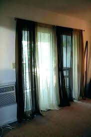 thermal patio door curtains thermal patio door curtains curtain panels for sliding glass doors medium size