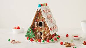 Gingerbread House Patterns Beauteous How To Make A Gingerbread House Hallmark Ideas Inspiration