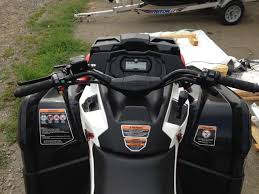 2016 can am outlander 570 xmr review steven in s sitting on the can am outlander l 570 xmr feels like a full size machine for an entry level machine it sure doesn t feel like one