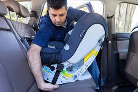 your safest option is the passenger side but if you ve got more than one child or are fitting an additional car seat that advice is moot anyway