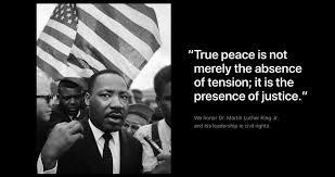 Dr. Martin Luther King Jr. on 2021 MLK Day