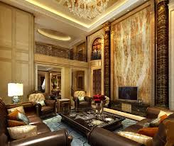 european living room design tv