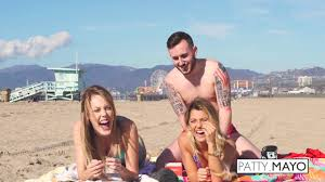 funny moments at the beach