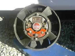 alternator is v but gauge log reg is good alternator is 14 2v but gauge log 12 8 reg is good