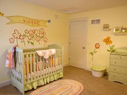 baby nursery pastel ba girl nursery hgtv with baby nursery yellow the elegant and attractive baby nursery ba room wallpaper border dromhfdtop