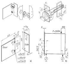door hinges dimensions. smardzewski j. , majewski a. Łabęda k. effect of the hinge configuration on dimensional behavior furniture doors door hinges dimensions i