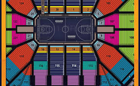 Seating Map Golden State Warrior Tickets Nba Seats