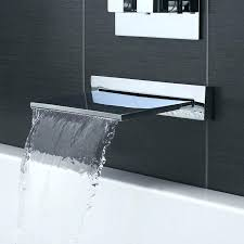 wall tub faucets wall mounted tub filler best without hand held shower wall mounted bathtub faucet