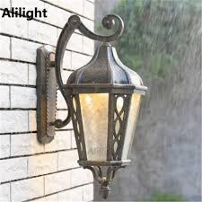 porch light fixtures patio outdoor uk vintage high quality font lighting wall metal garden lights