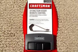 craftsman remote garage door opener 30498 53681 53879 53753 895max 893max 139 30498 liftmaster