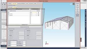 Portal Frame Design Software Space Gass Portal Frame Builder
