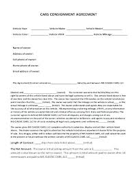 consignment form for cars consignment form template consignment sales form ate agreement on