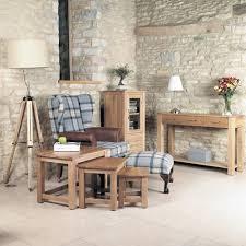 mobel solid oak reversible. mobel oak nest of 3 coffee tables wood furniture home solid reversible