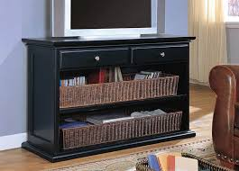 black console table with storage. Black Console Table With Storage G