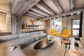 traditional interior home design. Méribel Chalet Mixes Well The Traditional Look Of An Mountain Home With A  Modern Luxury Interior Design