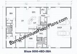 barndominium floor plans texas 4 bedroom 3 bath floor plan with garage blaze architectural digest logo