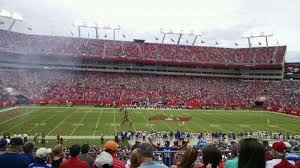 Raymond James Stadium Seating Chart Club Level Raymond James Stadium Section 234 Home Of Tampa Bay