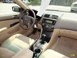 Ivory Interior 2005 Honda Accord DX Sedan Photo #49912086 ...