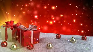 Gifts Background Christmas Gifts In Snow On Stock Footage Video 100 Royalty Free 20829208 Shutterstock