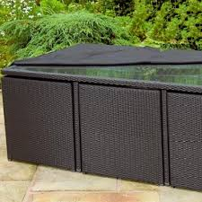 rattan garden furniture covers