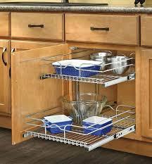 rolling storage rack kitchen cabinet organizers pull out shelves sliding drawer organizer slide roll large size of under shelf