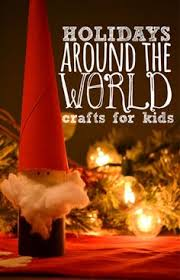 Christmas Around The World Crafts For Preschoolers